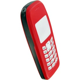 Custom Cell Phone Stress Toy
