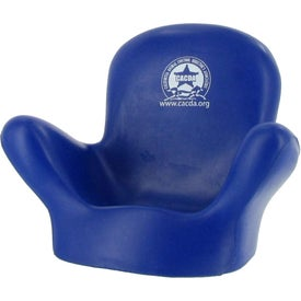 Promotional Cell Phone Chair Stress Reliever