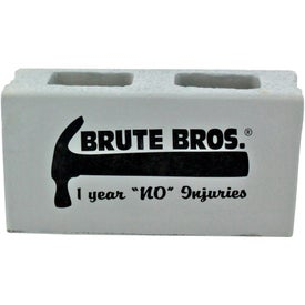 Cement Block Stress Balls