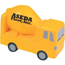 Branded Cement Mixer Stress Reliever