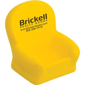 Advertising Chair Cell Phone Holder