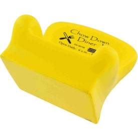 Chair Cell Phone Holder Stress Ball for Your Company
