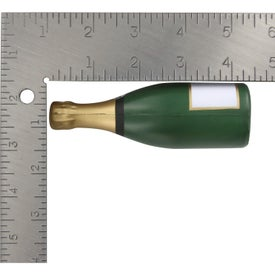 Champagne Stress Ball for Customization