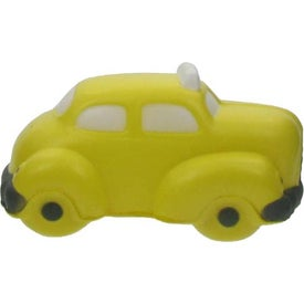 Checker Cab Stress Ball for Customization