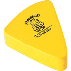 Cheese Stress Ball
