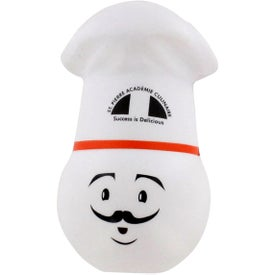 Company Chef Mad Cap Stress Ball