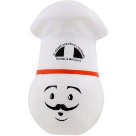 Company Chef Mad Cap Stress Ball