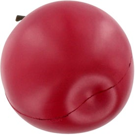 Personalized Cherry Stress Ball