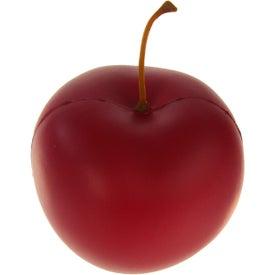 Promotional Cherry Stress Ball