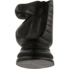 Logo Chess Knight Stress Reliever