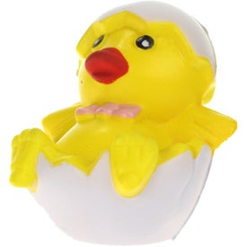 Chick in Egg Stress Reliever for Marketing