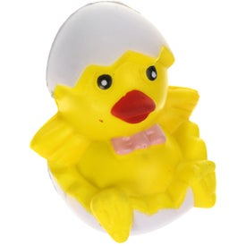 Logo Chick in Egg Stress Reliever