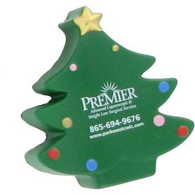 Christmas Tree Stress Ball for your School
