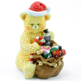 Promotional Christmas Ornament Stress Toy