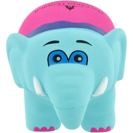 Circus Elephant Stress Toy for Promotion
