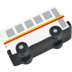 City Bus Stress Toy Branded with Your Logo