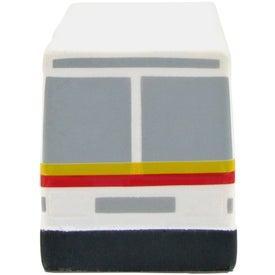 Logo City Bus Stress Toy