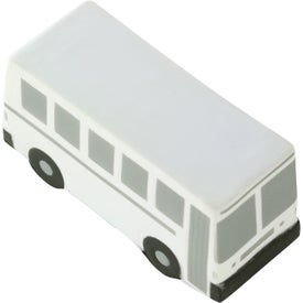 City Bus Stress Toy for Your Organization