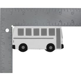 City Bus Stress Toy for Customization