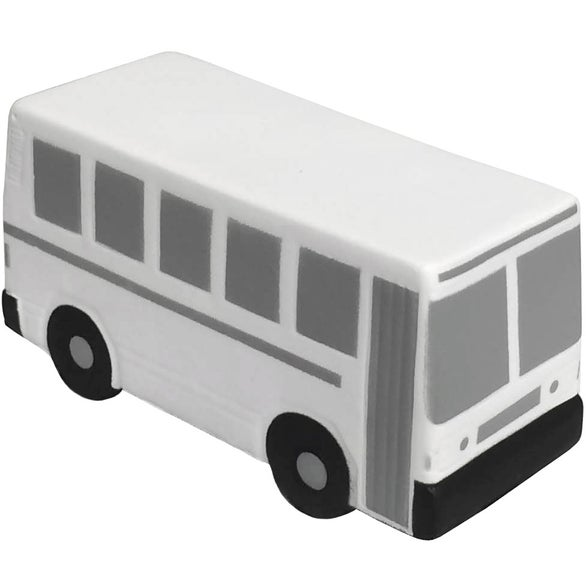 White City Bus Stress Toy