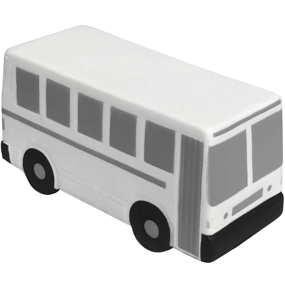 City Bus Stress Toy