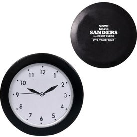 Clock Stress Ball (Economy)