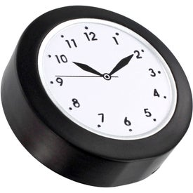 Clock Stress Ball for Advertising