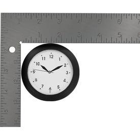 Printed Clock Stress Ball