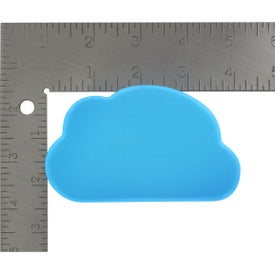 Branded Cloud Stress Reliever