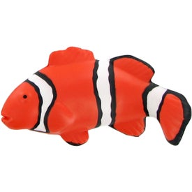 Clown Fish Stress Toy for Your Company