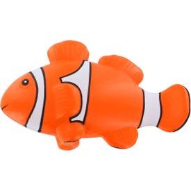 Clown Fish Stress Ball