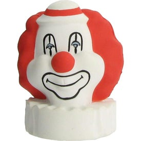 Clown Stress Ball