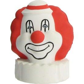 Clown Stress Ball