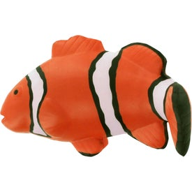 Clownfish Stress Reliever for Your Organization