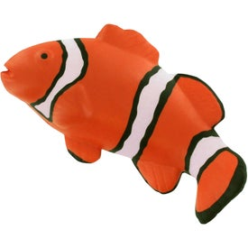 Company Clownfish Stress Reliever