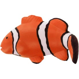 Clownfish Stress Reliever for Customization