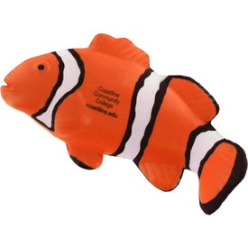Clownfish Stress Reliever