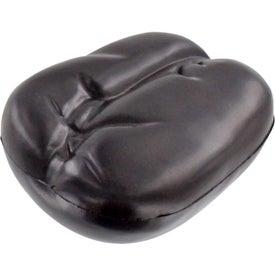 Logo Coffee Bean Stress Ball