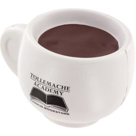 Coffee Cup Stress Ball for Your Organization