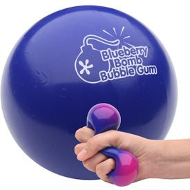 Color Changing Gel Stress Ball for Your Company