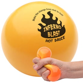 Company Color Changing Gel Stress Ball