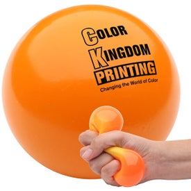 Color Changing Gel Stress Ball for Marketing