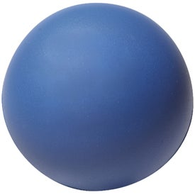 Branded Colorbrite Round Stress Ball