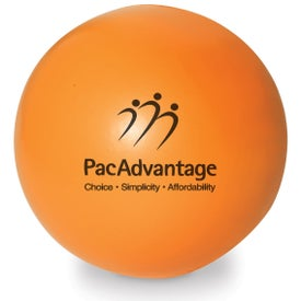 Colorbrite Stress Ball for Your Organization