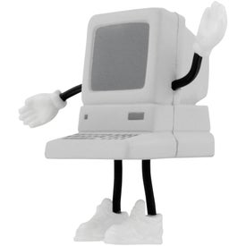 Advertising Computer Figure Stress Ball
