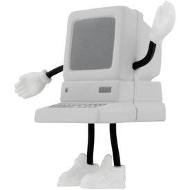 Advertising Computer Figure Stress Ball