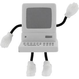 Computer Figure Stress Ball