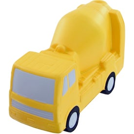 Concrete Mixer Stress Toy for Your Organization