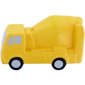 Concrete Mixer Stress Toy