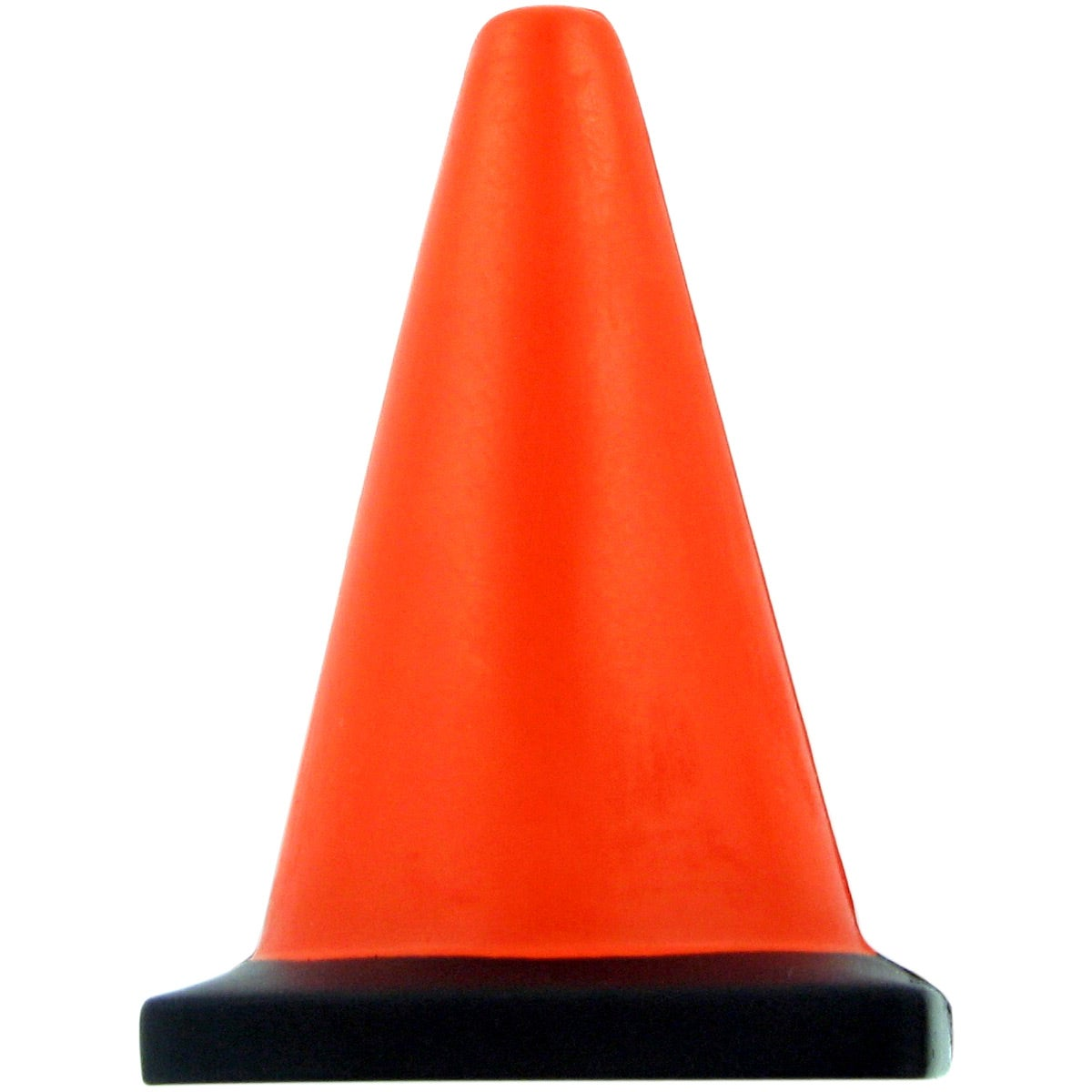 Cone In Real Life: Construction Cone Stress Ball